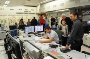 Ден на отворените врати в атомната електроцентрала