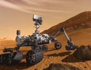 """Марсоходът на NASA – """"Curiosity"""" е снабден с най-модерната космическа ядрена система за електрозахранване"""