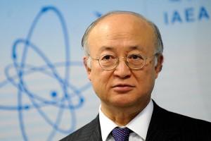 """Ръководителят на МААЕ е приветствал достигането на състояние  """"условие на студено спиране"""" на авариралите блокове в АЕЦ """"Фукушима-1"""""""