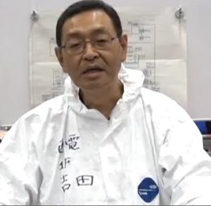 """Диагнозата на бившия директор на АЕЦ """"Фукушима-1"""" е рак на хранопровода"""
