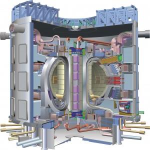 Термоядреният реактор ITER ще бъде включен през 2020 година