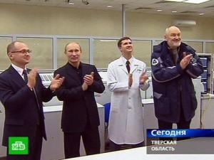 Калининска АЕЦ – четвърти блок е в опитно-промишлена експлоатация