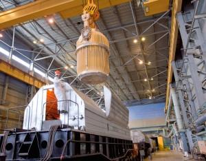 Ядрени влакове тръгват към Сибир