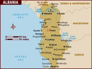 Албания – Временен отказ от строителството на АЕЦ