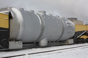 Русия – първият парогенератор пристигна на НВ АЕЦ-2