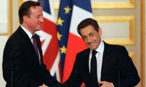 Великобритания и Франция в тясно ядрено партньорство