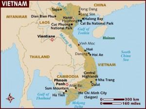 АЕЦ във Виетнам устойчива на силно земетресение