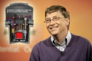 Бил Гейтс иска да работи с Росатом