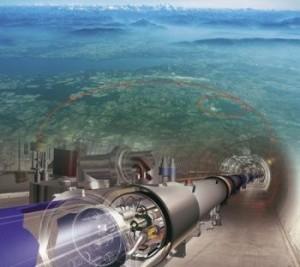 Големият адронен колайдер достигна енергия от 4 TeV на сноп