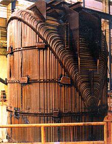 САЩ – Износване вследствие на триене (fretting) в парогенераторите
