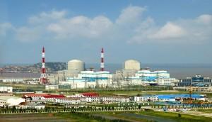 """Китай – АЕЦ """"Тянван"""" – изследване на метала на корпуса на реактора"""