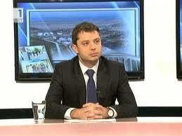 """Делян Добрев, министър на икономиката, енергетиката и туризма, в интервю за предаването """"Денят започва"""" на БНТ"""