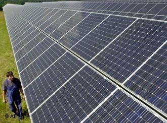 Германия – рекорд за производство на слънчева електроенергия