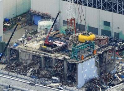 """Япония – АЕЦ """"Фукушима-1"""" – ТЕРСО започна операции по изваждането на горивото от БОК на четвърти блок"""