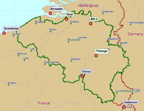 """Белгия – АЕЦ """"Дул"""" – още преди 30 години се е знаело за пукнатините в корпуса на реактора!!!"""