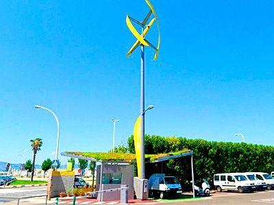 Испания – заработи първата в Европа ВяЕЦ за зареждане на електромобили