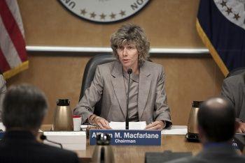 САЩ – NRC – Алисън Макфарлейн за приоритетите на Комисията