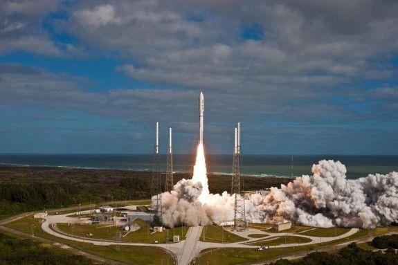 Curiosity проверява как ще влияе радиацията на пътешествениците към Марс