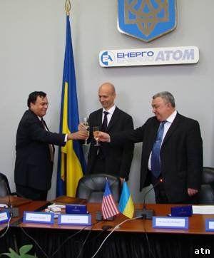Украйна – ЮУ АЕЦ – зареждат отново 2 и 3 блок с ТВС-W