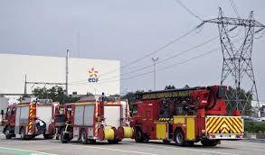 EDF опроверга съобщението за пострадали по време на инцидента на френската АЕЦ