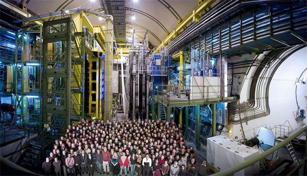 CERN – първи сеанс на сблъскване на протони и йони
