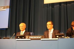 МААЕ – Фоторепортаж от сесията на  56-та генерална конференция