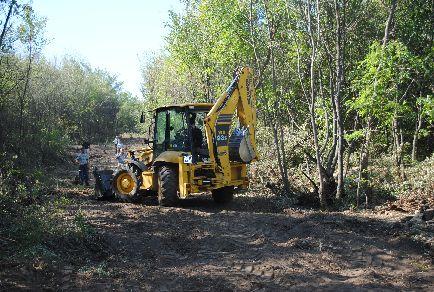 ДП РАО – НХ РАО – продължава работата по разчистване на площадката