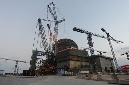 Китай – до края на 2015 година ще бъдат въведени в експлоатация нови 27 ядрени енергоблока