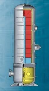 """АЕЦ """"Козлодуй"""" – Обследване на метала на подгреватели високо налягане (ПВН) на шести блок"""