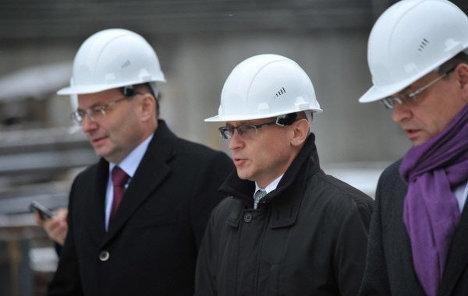 Укарайна – Започва строителството на завода за ядрено гориво
