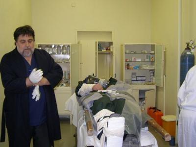 """АЕЦ """"Козлодуй"""" осигурява болнични легла в зоната за неотложни защитни мерки"""