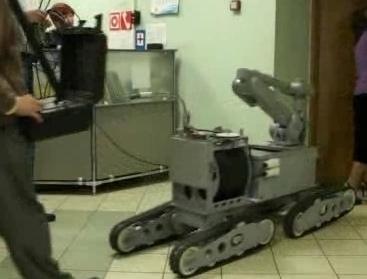 Русия – разработен е робот-разузнавач по поръчка на Росатом