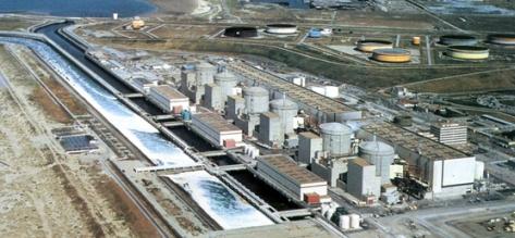 """Франция – АЕЦ """"Gravelines"""" – използване на отпадъчната топлинна енергия от охлаждащата вода"""