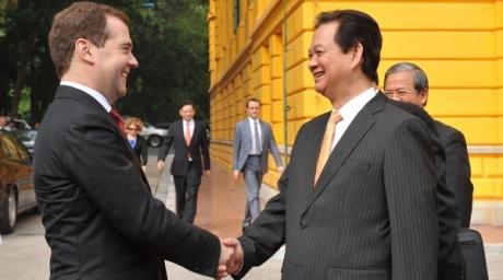 Русия дава 10 млрд. долара за АЕЦ във Виетнам