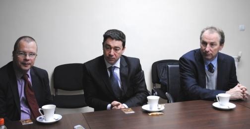 Представители на Европейската комисия се запознаха с хода на проектите по извеждане на ядрени мощности