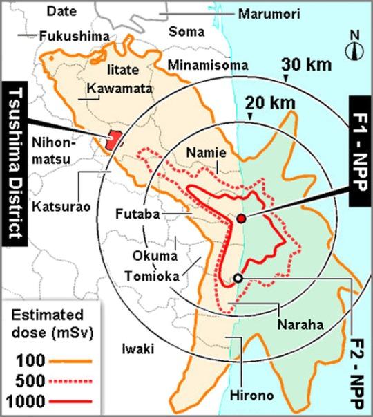 Япония – зоната за евакуация около АЕЦ ще бъде разширена до 30 km