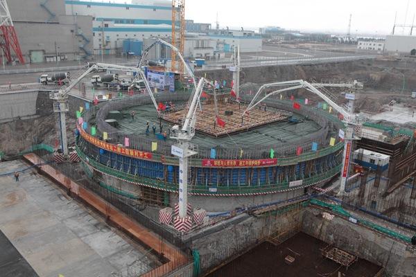 """Китай – официално започна строителството на втория етап на АЕЦ """"Тянван"""""""
