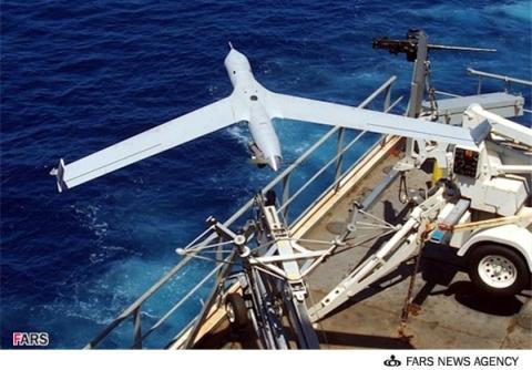 """Иран """"хакна"""" програмното осигуряване и базата данни на американски безпилотен разузнавателен самолет"""