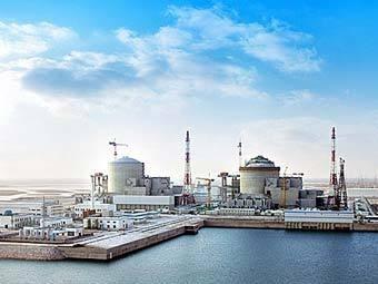 """Китай – АЕЦ """"Тайшан"""" – EPR – на първи блок завърши монтажа на основното оборудване"""