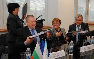 """ДП РАО подписа договор с международен консултант по проектите, финансирани по МФ """"Козлодуй"""""""