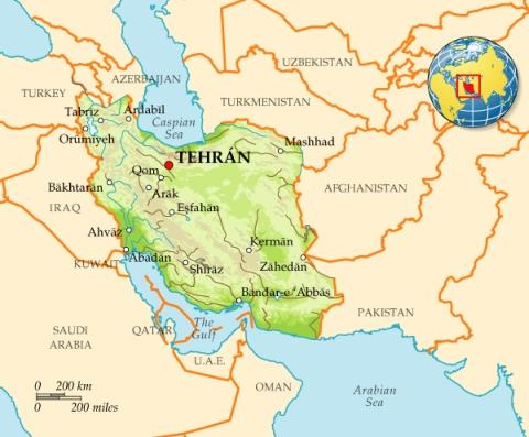Иран – открити са нови залежи от уран