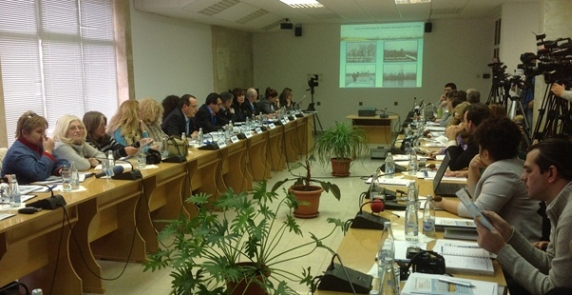 """Годишна работна среща на ръководството на """"АЕЦ Козлодуй"""" ЕАД с журналисти"""