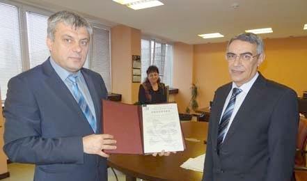 АЯР издаде лицензии на ДП РАО за експлоатация на трети и четвърти блок на АЕЦ Козлодуй