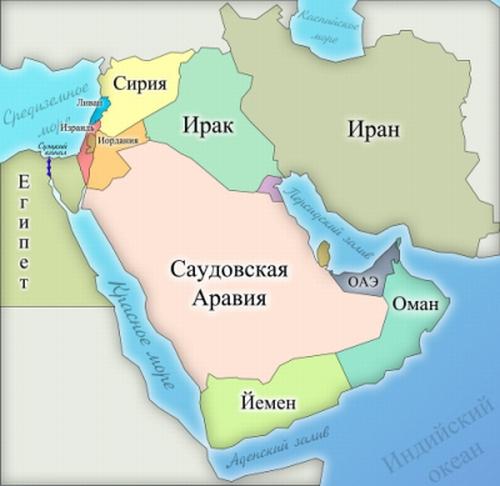 """До 2030 година 5 държави от Близкия Изток ще станат членове на """"ядрения клуб"""""""