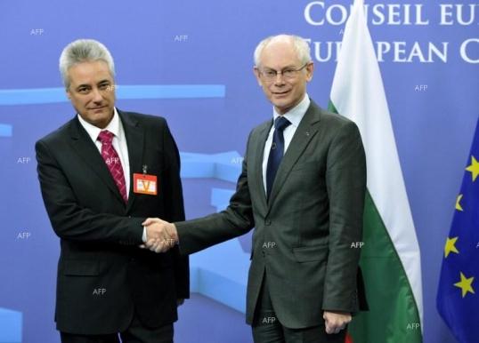 Премиерът Марин Райков поиска от Брюксел подкрепа за международен анализ на ценообразуването и енергийния сектор