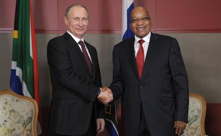 Русия предлага кредитна подкрепа за създаване на ядрената промишленост на ЮАР