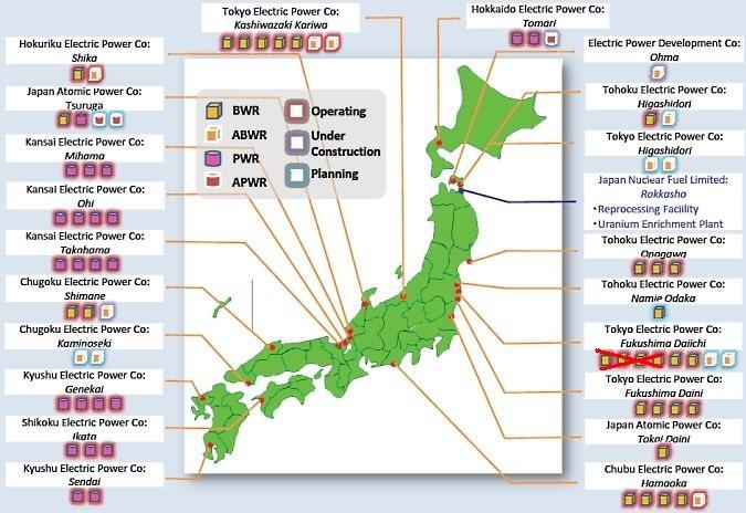 Япония – одобрен е редът за разглеждане на заявките за рестартиране на АЕЦ