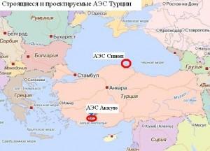 Турция избра технологията ATMEA1 за построяване на втората АЕЦ?