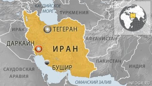Иран работи над създаването на собствен ядрен енергиен реактор