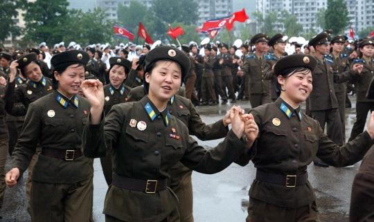 КНДР създаде министерство на ядрената енергетика